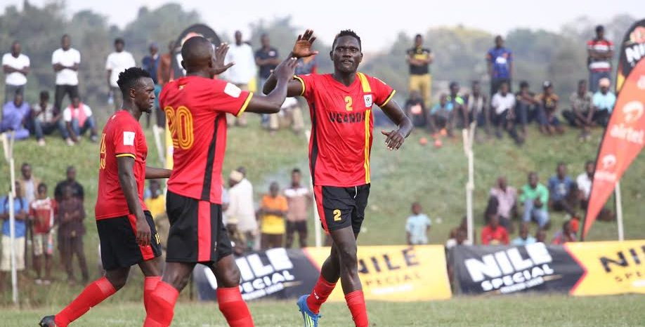 KCCA FC players Geoffrey Sserunkuuma (20), Joseph Ochaya (2) have been named in Cranes squad to the 2017 AFCON finals in Gabon, the other also in the team is defender Timothy Awany.