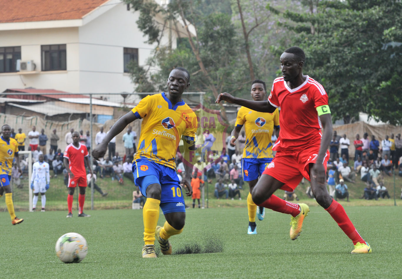 The Brief : KCCA FC to visit Kirinya in Jinja