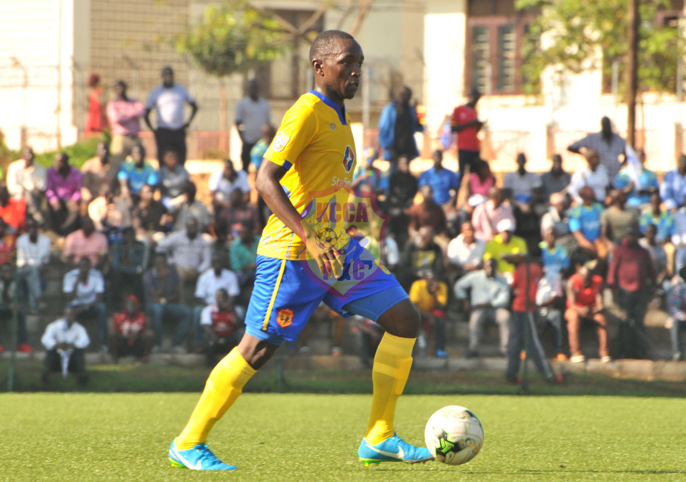 Kasozi speaks out on life in his first year at KCCA FC.