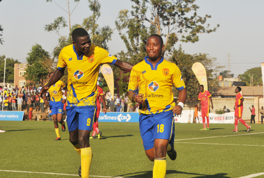 KCCA FC win against Bul to stretch league lead