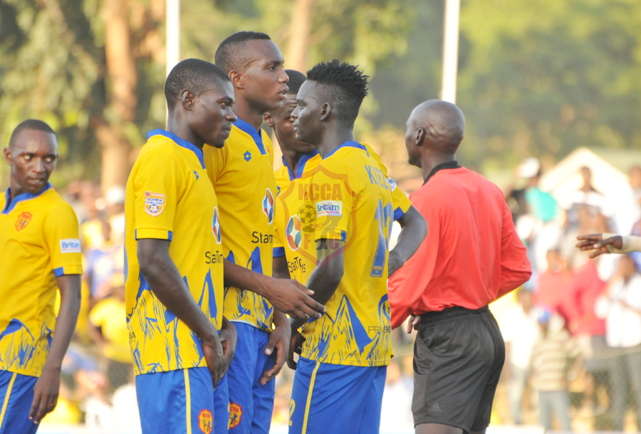 KCCA FC GO DOWN AT HOME BUT KEEP LEAGUE LEAD – UPL