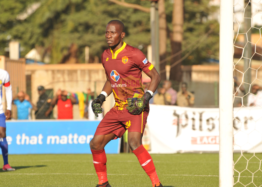 STARTIMES UGANDA PREMIER LEAGUE . KCCA FC 1-2 URA FC