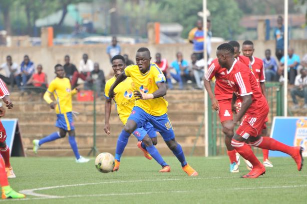 Anaku sets 90 goal mark ahead of cracker against Vipers – FUFA Juniors League